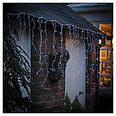 Tesco 360 Outdoor Blue Icicle Lights