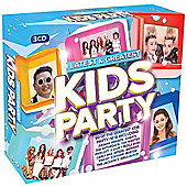 Latest And Greatest Kids Party (3CD)