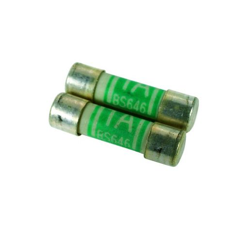 1A Shaver Adaptor Fuse 2 Pack