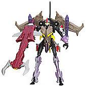 Transformers Prime Beast Hunters Deluxe Figure - Starscream