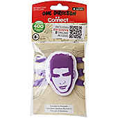 One Direction Fabric Shoelace Biter Zayn