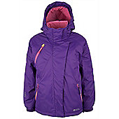 Starlight Girls Extreme Ski Jacket - Purple