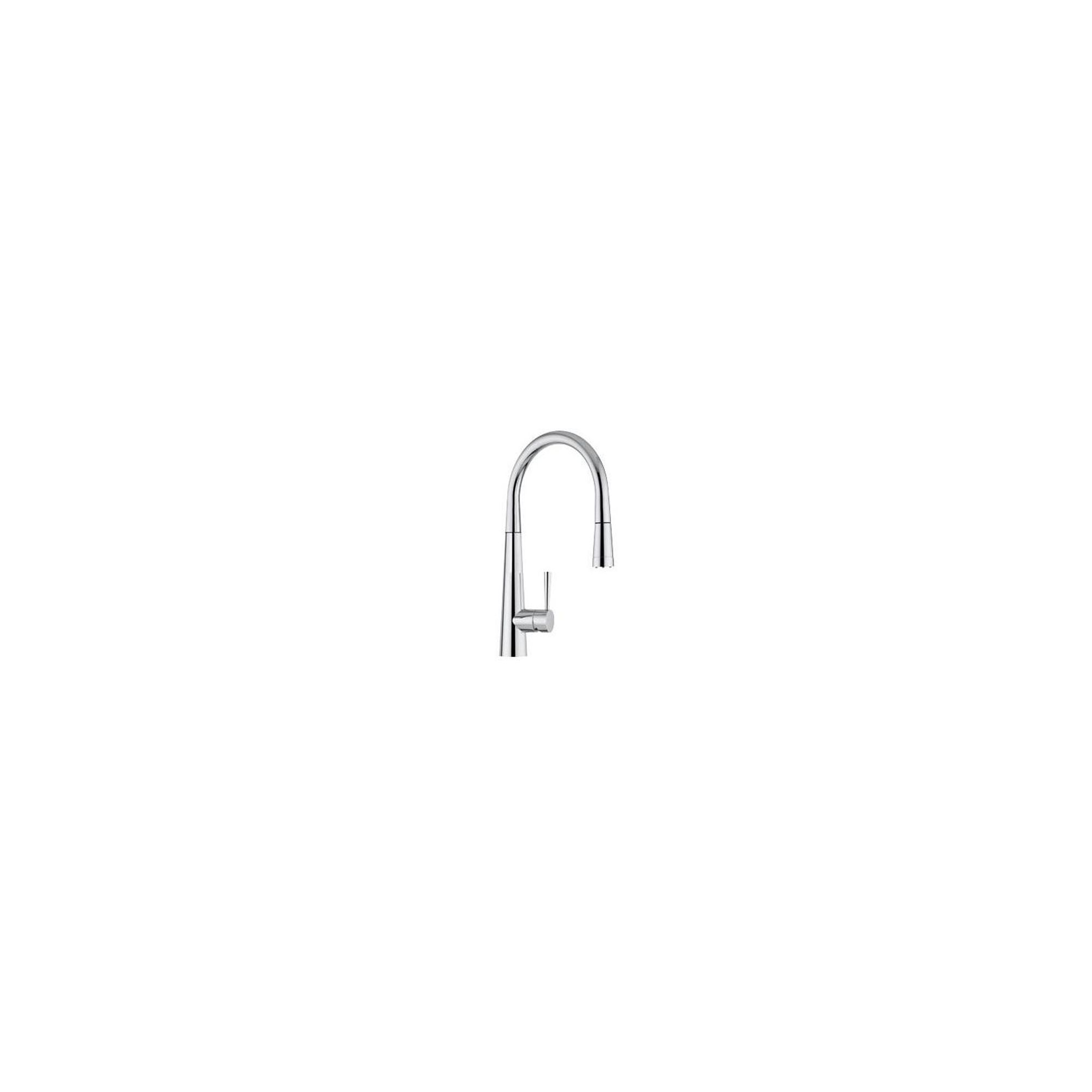 Franke Rolux LED Single Handle Kitchen Sink Mixer Tap, Chrome at Tesco Direct