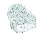 BabyDan Universal Highchair Cushion - BunnyHop Grey