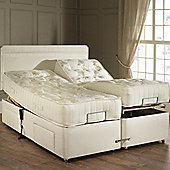 Furmanac Emma Latex/Pocket Divan Bed