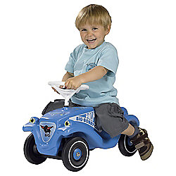 Smoby Big Bobby Car Ride-On Classic Blue