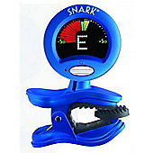 Qwik Tune QTSN1 Snark Clip-on Chromatic Tuner - Blue