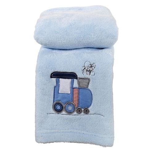 Bizzi Growin Henry and Barnaby Fleece blanket