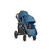 Baby Jogger City Select Tandem Stroller with Second Seat - Teal