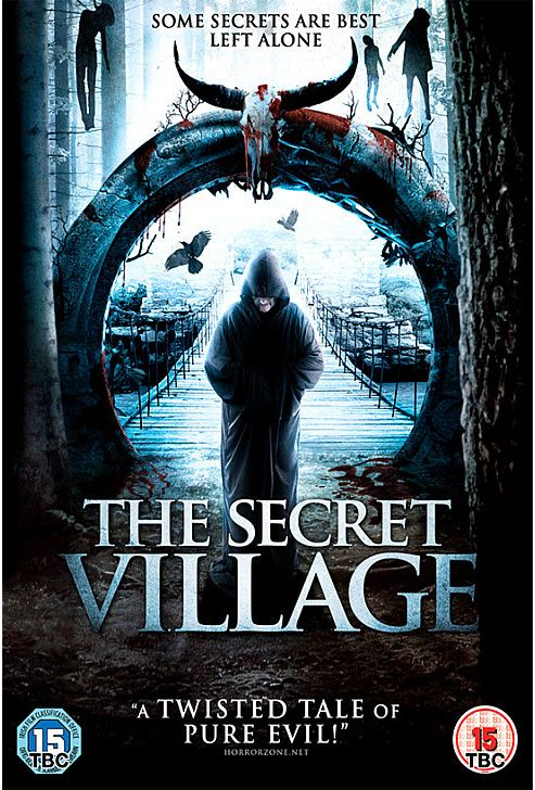 Secret Village DVD