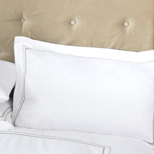Charlotte Thomas Hotel Mayfair 200 Thread Count Oxford Pillowcase