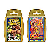 Top Trumps Combo History Pack Ancient Egypt & Greek Mythology