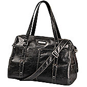 Vanchi Hendrix Wedge Changing Bag Blackbird