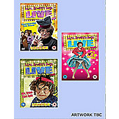 Mrs Brown's Boys: Complete Live Shows 1-3 (Blu-ray Boxset)