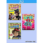 Mrs Brown Complete Live Shows 1-3 Boxset [Blu-Ray]