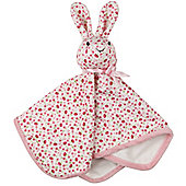 Mothercare Floral Bunny Comfort Blanket