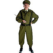 British Home Guard Officer - Large