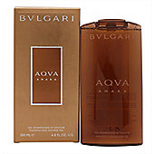 Bvlgari Aqva Amara Shower Gel 200ml