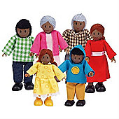 Hape Happy Family (African American)