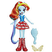 My Little Pony Equestria Girls Doll - Rainbow Dash