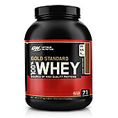 Optimum Nutrition 100% Whey Protein 2.27kg - Caramel Toffee Fudge