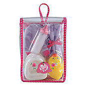 Cup Cake Mini Bath Set