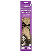 Leo Bancroft Long Pony Tail - Platinum Blonde