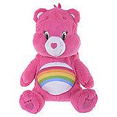 Care Bears Cheer Bear Plush Backpack