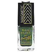 Barry M Nail Paint 348 - Magnetic Cosmic Glow