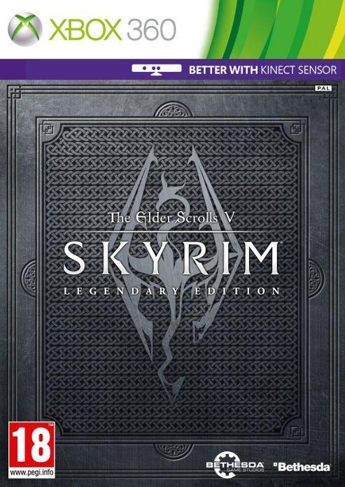 Cheapest Elder Scrolls V Skyrim Legendary Edition on Xbox 360
