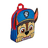 Paw Patrol Chase Plush Front Backpack