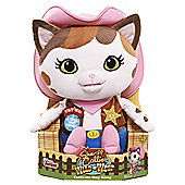 Sheriff Callie Callie-Oke Feature Plush