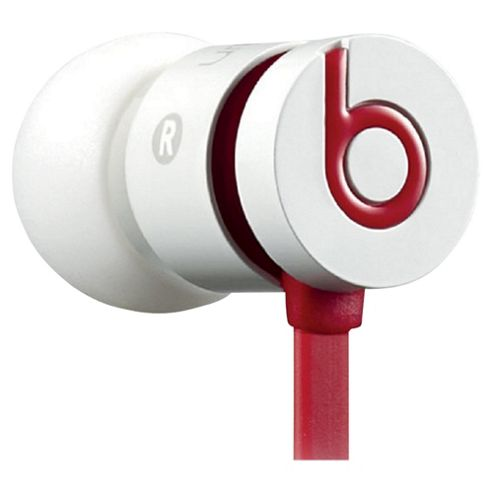 BEATS URBEATS IN EAR HEADPHONES WHITE