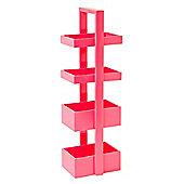 Wireworks Shower Caddy - Pink