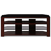 Edge 1200 Chocolate Oak TV Stand