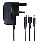 DS/DSi/3DS/PSP AC Power Adaptor