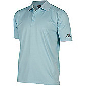 Stuburt Mens Clubhouse Plain Polo Shirt - Blue