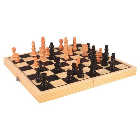 Spears Chess & Draughts Set