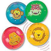 Jungle Chums Glitter Jet Balls (Pack of 8)
