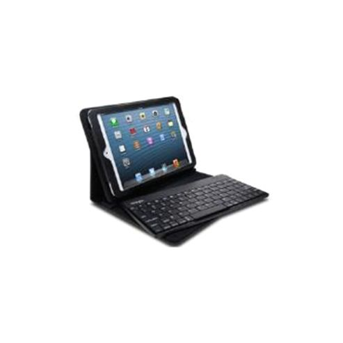 Kensington KeyFolio Pro 2 Removable Keyboard and Case (Black) for iPad Mini