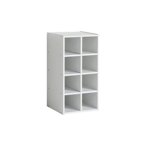 Elements Polar 8 Shelf Modular Storage Unit
