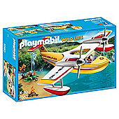 Playmobil 5560 Wildife Adventure Tree House Firefighting Seaplane