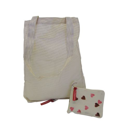 Emma Bridgewater Hearts Fold Away Bag