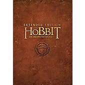 The Hobbit - An Unexpected Journey - Extended Edition DVD