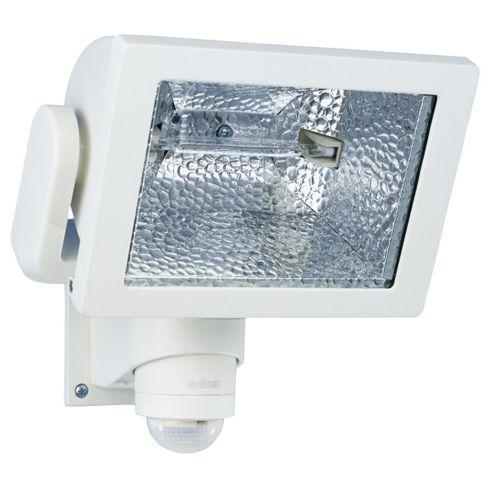 Steinel HS500 White 500w PIR halogen,