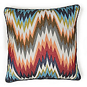 Sabichi Kaleidoscope Wavelength Cushion