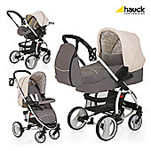 Hauck Malibu XL Travel System, Aio Rock
