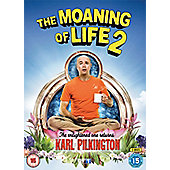 The Moaning of Life Series 2 DVD