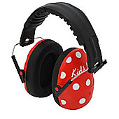 Safetots Childrens Ear Protector Ladybird