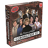 Coronation St Trivia Game